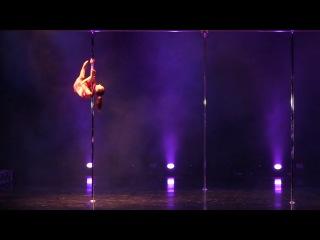 Marion Crampe IPC (Pole idol)