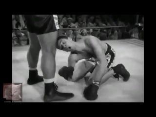 Танцор на ринге (6 sec)