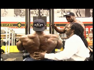 A DAY IN THE LIFE OF FLEX WHEELER - BACK DAY