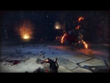Lords of the Fallen (геймплейный трейлер с Comic Con 2014)