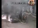 Взрыв цистерны с газом в Иране
