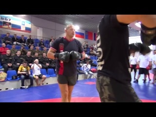 ������� ������� ������ ����������� (striking by Fedor Emelianenko)! ������� ����� MMA. ����� 3