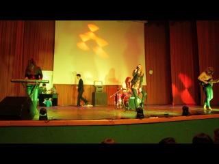 Студвесна, рок-группа Black rose