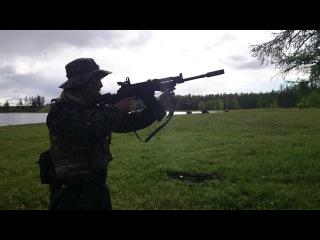 пострелушки - пробуем ДТК
