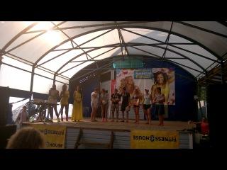 Награждение победителей финала конкурса по CrossFit