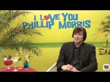 2008 - Interview- Jim Carrey on his role in 'I Love You Phillip Morris'