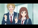 Ao Haru Ride 03/Неудержимая юность 3 серия [Русские субтитры]
