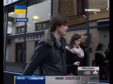 Жители Тернополя устроили студентам из Юго-Востока знакомство с Западной Украиной. Канал Украина. 21.03.2014.