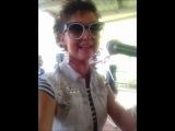 Штирлиц бЭнд - Baila Morena (video-selfy from sound-check )