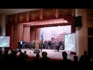 КОНТИНГЕНТ (Лубна, Украина) и ветераны - Мы уходим с Востока