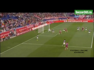 Обзор матча КД Гвадалахара - Бавария (0-1)