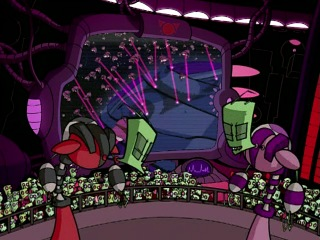 Almighty Tallest Laughing (Invader Zim)