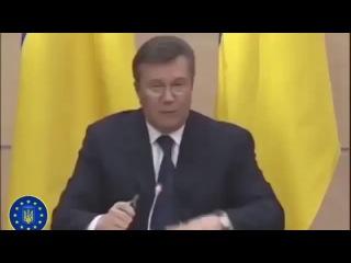 Янукович vs Беляков