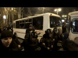 Донецк , майдан ,площадь Ленина. 13 марта 2014