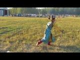 Подарок от донской казачки Яны - Славянскому терему! На ярмарке Битва при Молодях 26 июля 2014г.