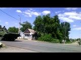 Дружковка, Славянская колонна на пути в Донецк 5 июля 2014