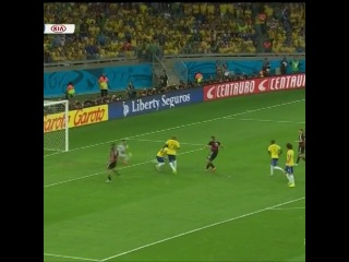 FIFA WORLD CUP 2014 SemiFinal 1 Germany Vs Brazil Goal 7