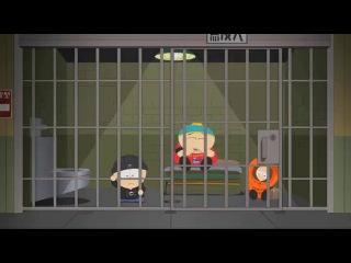 Южный парк. Сижу я в Японской тюрьме господь, ускоглазые тут даже углы