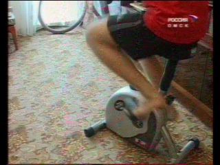 Вести Спорт (Омск) - Интервью (20.09.2006)
