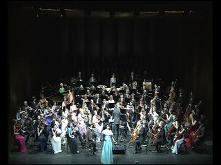 Вечер оперетты в Михайловском театре (2 акт)