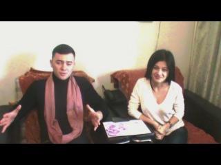 Farhod va Shirin UzClub.Net sayti uchun reklama (www.uzclub.net)