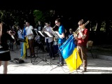 Концерт кавер-бэнда