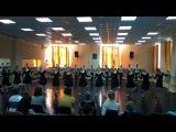 Народный 2-го курса, 4-ый семестр 2014. Молдавский танец