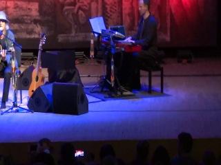ॐ Deva Premal & Miten ॐ В Екатеринбурге 20.04.2014