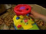 Музыкальная Каталка-пушкар (Kiddieland) (от 1 года до 4лет)