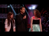 live Christina Grimmie vs Sam Behymer Counting Stars Live on The Voice Highlight (2014) HD-720