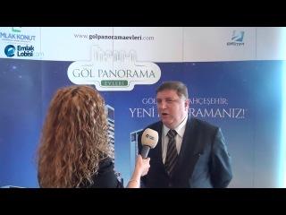 Göl Panorama Evleri Satışta. Halil Durna proje hakkında bilgi veriyor