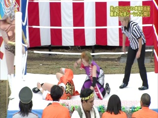 Gaki No Tsukai #1186 (2014.01.05) - No Laughing EDF Extra Footage