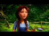 Оз: Возвращение в Изумрудный Город (дублированный трейлер / премьера РФ: 10 июля 2014) 2013,мультфильм,США-Индия,3D,0+