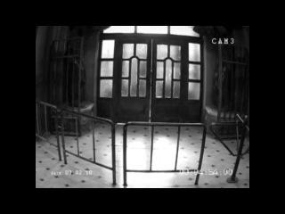 Однажды в милиции Съёмка камерой наблюдения Случай на проходной