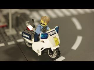Приключения 'Кондора' 6 серия Лего мультфильм! Lego adventures stop motion!