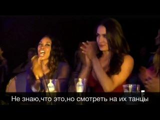 WWE Total Divas S01 E06 �� �������