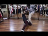 Shaadow and Paradox  -  Freestyle -  Workshop day 1 Paraguay