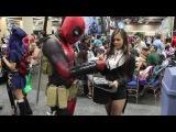 Deadpool vs Comic-Con 2014