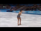 Олимпиада в Сочи-2014. Произвольная программа. Аделина Сотникова