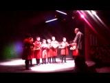 Детский грузинский ансамбль из Батуми (выступление в отеле Larissa Vista (Гёйнюк) 3