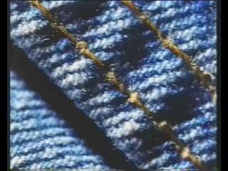 Производство джинсов Levi's