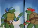 Черепашки Мутанты Ниндзя (1987). Сезон 3, серия 46. Большой взлом (The Big Break-In)