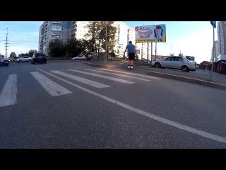 Иван катает карачи