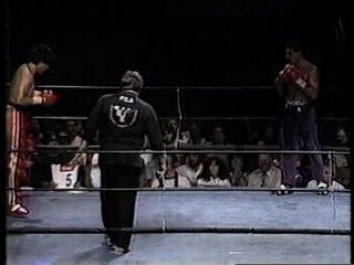 Dennis Alexio vs Rob Salazar