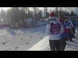 Старт лыжного мужского спринта Олимпиада Сочи Группа ВКонтакте Биатлон 24