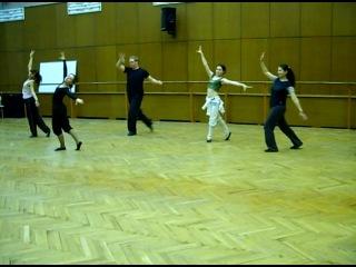 Институт Русского театра — Уроки по джазу (Эрик Конрад)
