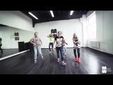 Katy B x Diplo x Iggy Azalea Light As A Feather Хореография 1.