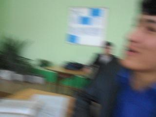 Урок башкирского языка 9а класса с Саитом