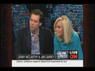 Larry King - Jim Carrey & Jenny McCarthy