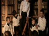 Детская студия «Театр-класс». спектакль по стихам А. С. Пушкина